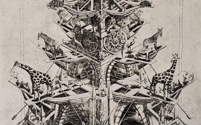 Exhibition: Etchings by John Moore